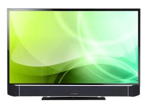 2.0 Soundbar unter Fernseher