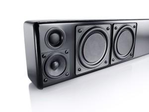 Aufbau der Lautsprecher