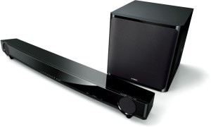 Bluetooth Soundbar mit Subwoofer