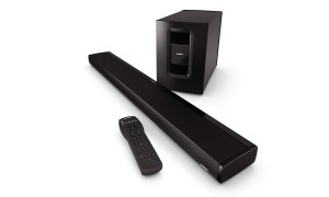 Bose Cinemate 1 SR Soundbar Test