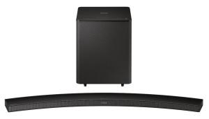Gebogene Soundbar Samsung HW-H-7500 Test