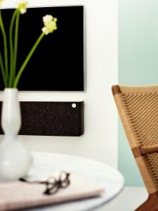 Lounge Soundbar unter TV