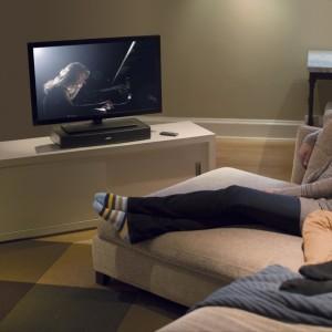 Soundbar für das Wohnzimmer