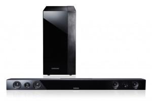 Samsung HW-F450 als Heimkino Anlage