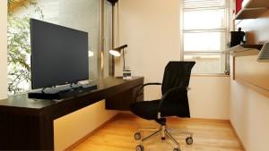 Soundbar im Büro