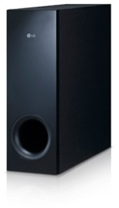 Subwoofer des 2.1 Systems