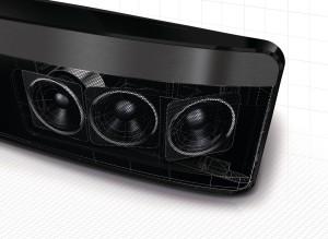 Surround System Lautsprecher
